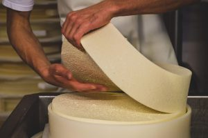 fabrication du fromages