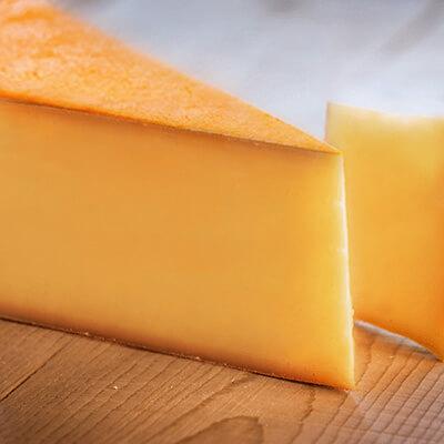 Morceaux de fromage Beaufort AOP