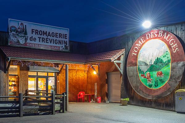 fromagerie de Trévignin
