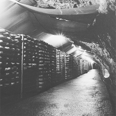 Cave de fromages du château d'Annecy